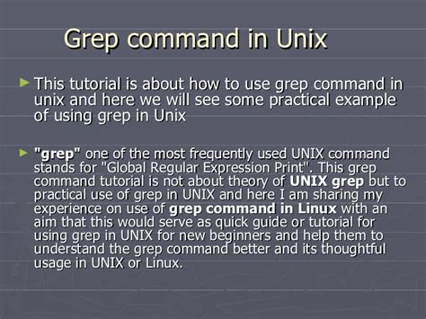 Linux Tutorial With Practical | practical exle of grep command in unix