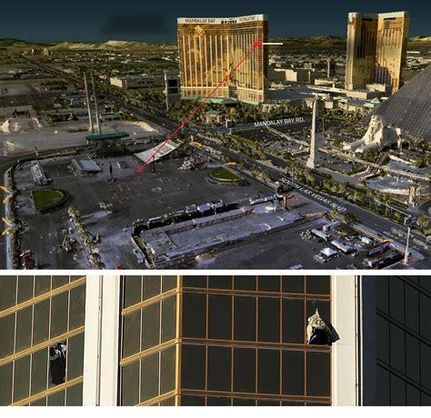 mass shooting in las vegas how it happened washington post
