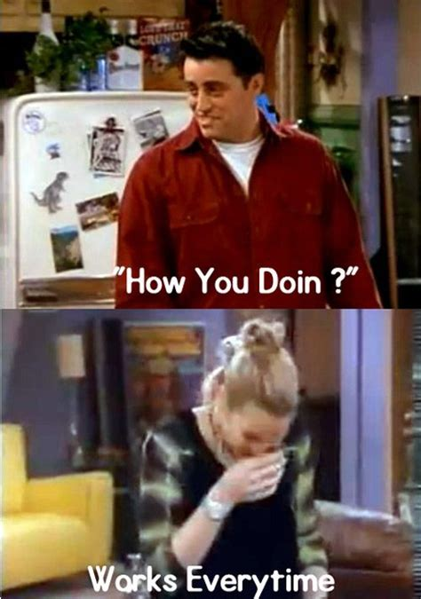 How You Doin Meme - friends tv show memes any fan of the 90 s hit friends