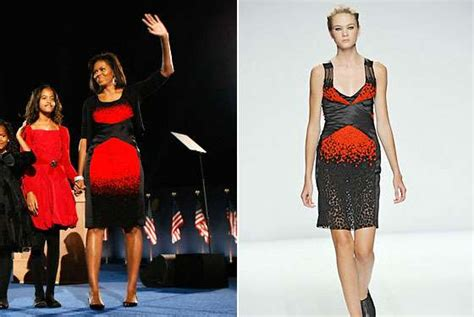 Political Fashion Obamas Dress by Political Victory Fashion Obama Election Dress