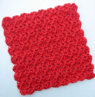 crochet dishcloth 20 crochet dishcloth patterns guide patterns
