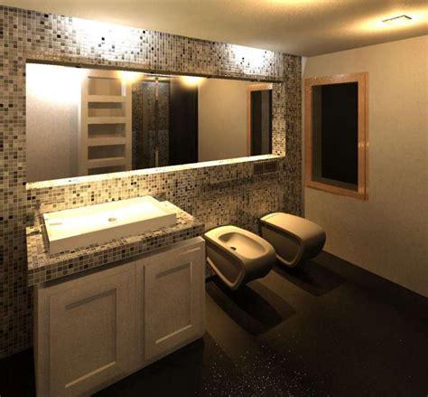 mosaici per bagni moderni bagni moderni con mosaico foto 6 40 design mag