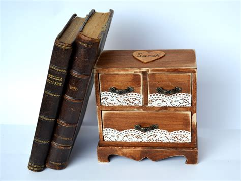 Handmade Jewellry Box - 16 unique handmade jewelry box designs for jewelry