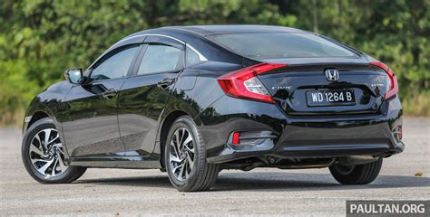 gallery honda civic 1 8s it s quietly competent image