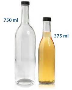 375 ml wine bottles 28 400 clear bottles by bulk
