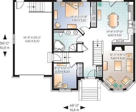 garage homes floor plans small house plans with garage smalltowndjs com