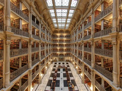 best libraries the most beautiful library in every major us city