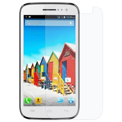 canvas doodle and doodle 2 shop smart clear screen protector micromax canvas doodle 2