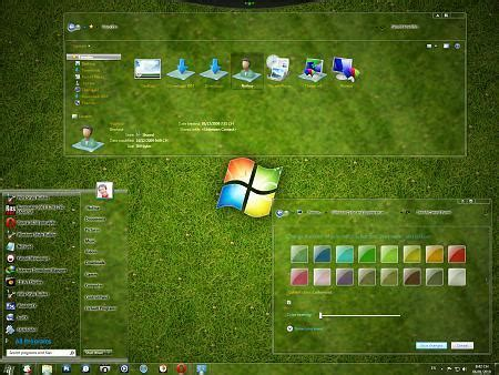 themes for windows 7 glass glass theme for windows 7 and windows 8