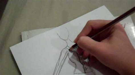 design fashion how to how to design clothing for fashion easy drawing youtube