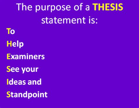 purpose of a dissertation thesis statement mnemonic once upun a time