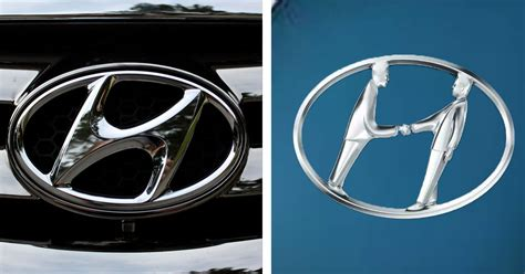 hyundai logos the 15 logos and their meanings that we