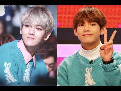 [new] baekhyun x taehyung like father (?) like son | daikhlo