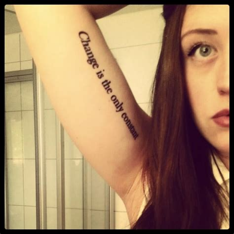 tattoo quotes about changing your life tattoo submission nathalie stockholm tattoologist