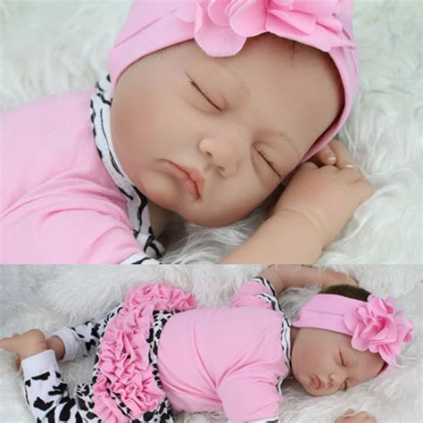 Handmade Baby Doll - 22 quot handmade reborn baby doll newborn lifelike dolls soft