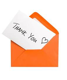 Thank You Letter Envelope How To Write A Proper Thank You Note 17 Skills