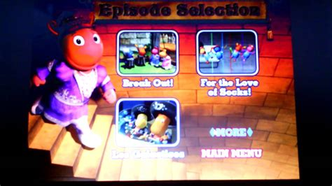 Backyardigans Escape From The Tower The Backyardigans Escape From The Tower