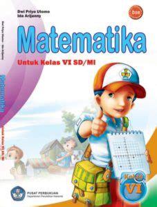 6 Senang Belajar Matematika Kelas Vi Sd Ktsp Ktsp 2006 Yudhistira rangkuman pelajaran matematika kelas 6 sd lengkap