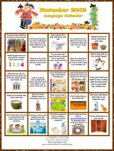 photo themes for november image gallery newsletter activities