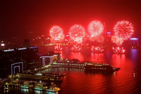 new year 2015 hong kong song new year firework cruise hong kong greeters