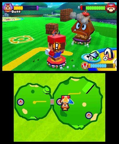 Kaset 3ds Mario Luigi Paper Jam mario luigi paper jam review for nintendo 3ds gaming age