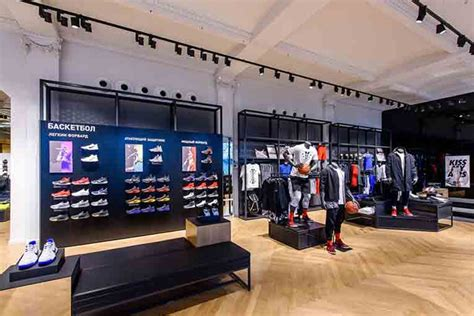 sport shoes store sports 187 retail design