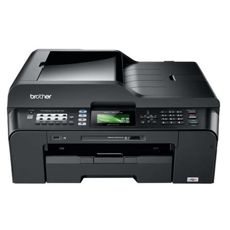 mfc j6510dw all in one inkjet printer copier scanner fax