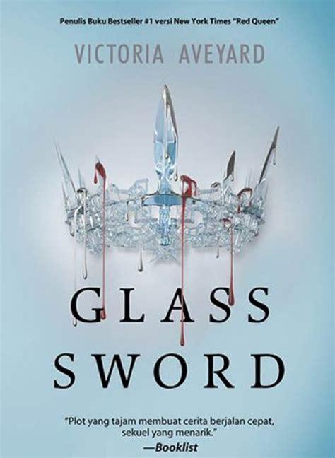 Buku A Of Swords bukukita trilogy 2 glass sword