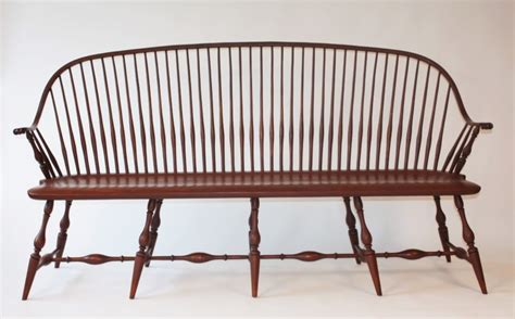 Continuous Stool by Continuous Arm Settee Sch5a Chris Harter