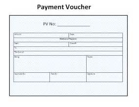 payment voucher template pdf blank certificates