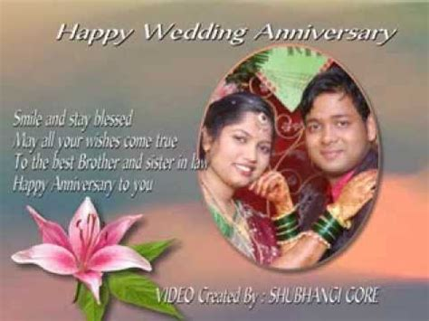 Wedding Anniversary Quotes For Bhaiya And Bhabhi by Happy Wedding Anniversary To Bhaiya Bhabhi