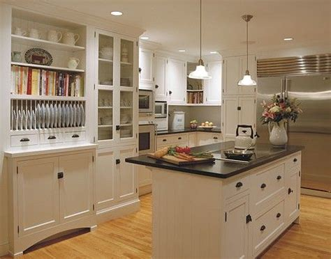 colonial kitchen cabinets colonial kitchen in the boston ma area love the built in plate rack primitive farmhouse