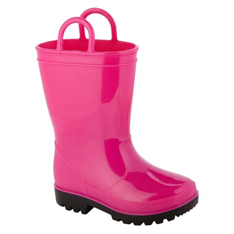 joe boxer toddler s arcade pink boot