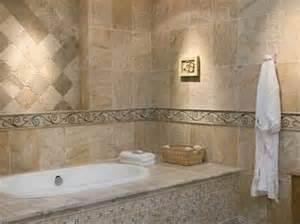 piastrelle decorate per bagno immagini bagni eleganti bagni piastrelle disegni idee