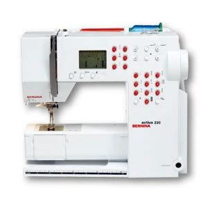 bernina activa 220 review | sewing machine reviews