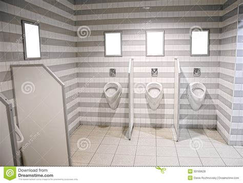 mens public bathroom mens public toilet royalty free stock photos image 33189628