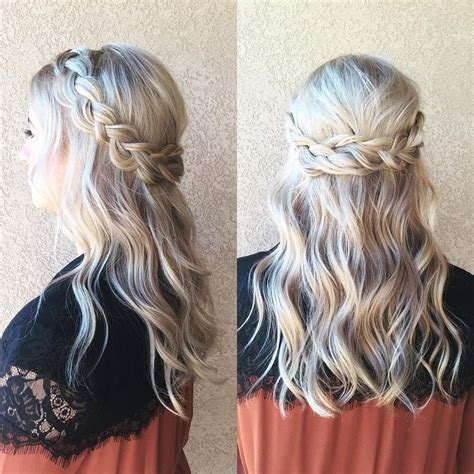 down hairstyles for formal events best 25 formal hairstyles down ideas on pinterest half