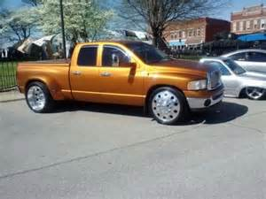 Dually Truck With Semi Wheels For Sale Sell Used 02 03 Dodge Ram Dually 22 Quot Semi Wheels Custom