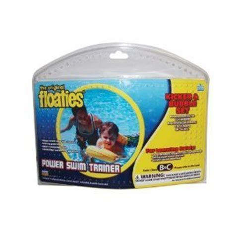Kickers Safety 003 prime time toys floaties power swim trainer