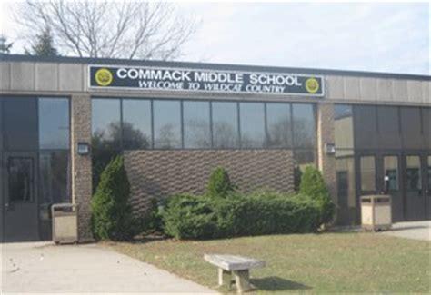 Commack School Calendar Commack Middle School