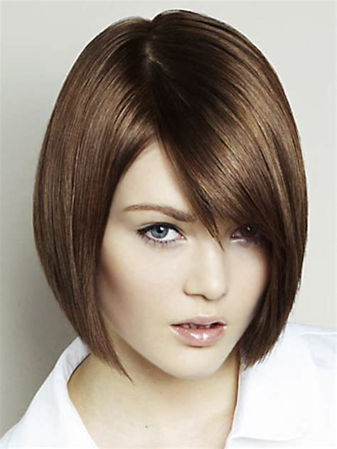 hairstyles for straight hair images short haircuts for women with straight hair