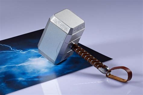 recharge your phone with mjolnir the hammer of thor