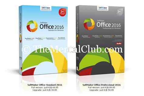 Microsoft Office Alternative by Softmaker Office 2016 For Windows The Best Microsoft