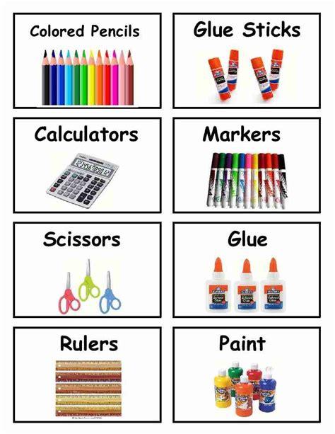 Free Printable Classroom Labels For Preschoolers