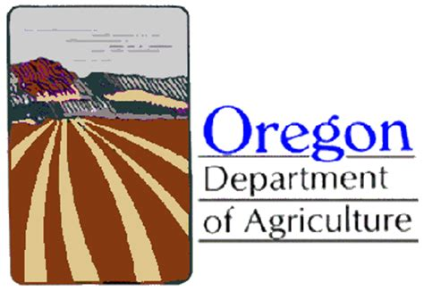 This Cabinet Department Administers The Food St Program by Oregon Department Of Agriculture