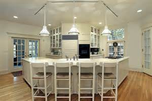 u shaped kitchen layout with island 124 luxury kitchen designs part 2