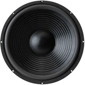 Speaker Dynamax 12in new 15 quot subwoofer replacement speaker 8 ohm home audio woofer bass fifteen inch ebay