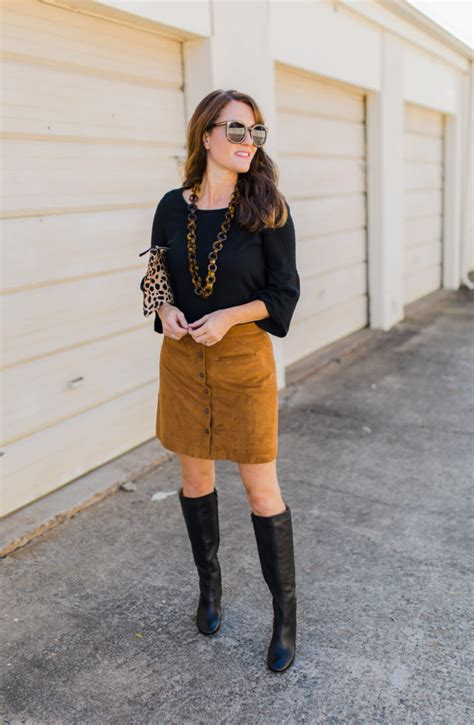 blogger republic how to wear tall black boots