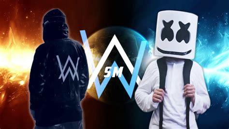 alan walker x marshmello alan walker vs marshmallow quem e o melhor youtube