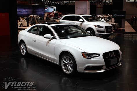 Audi A5 2013 2013 audi a5 specs new and used car listings car reviews